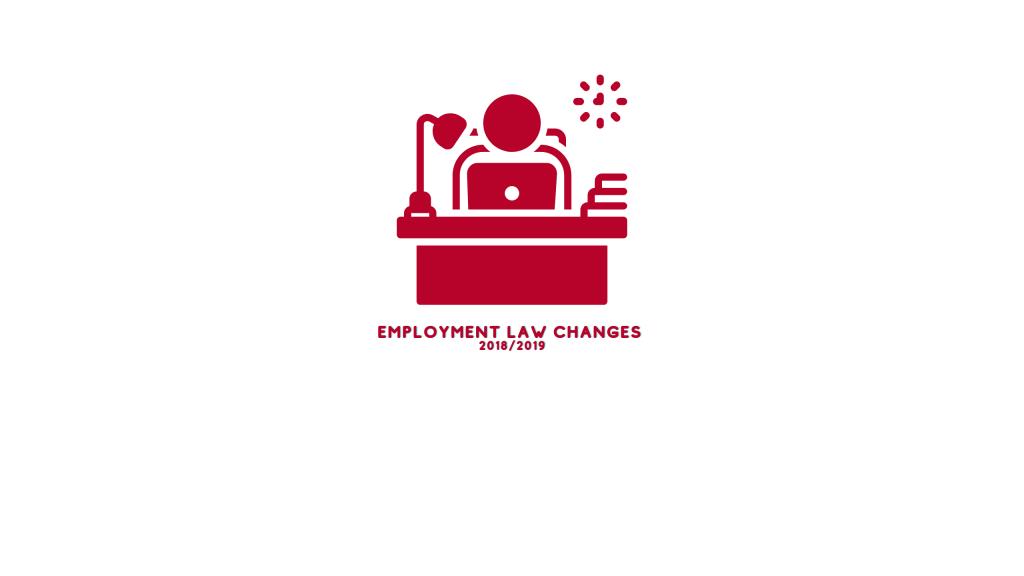 employment law change
