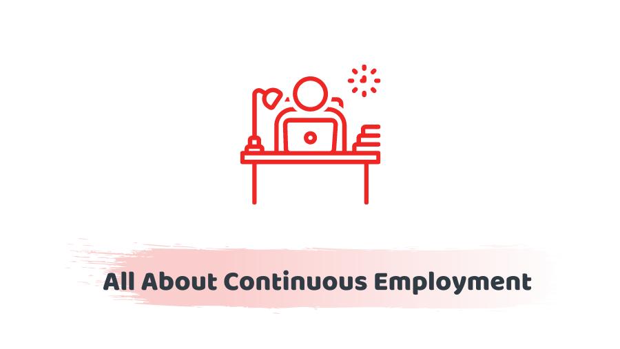 Continuous Employment