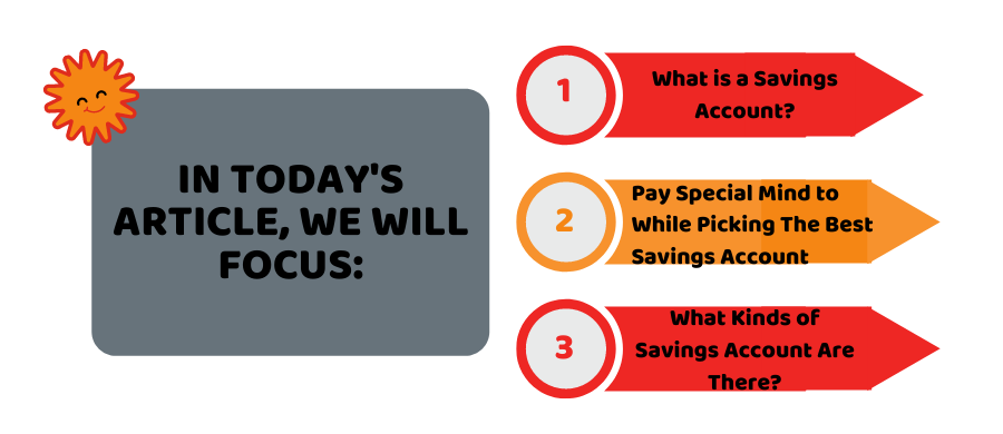 A brief overview about savings account