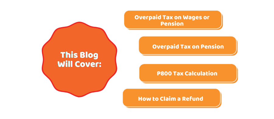 How to claim Overpaid Tax from HMRC