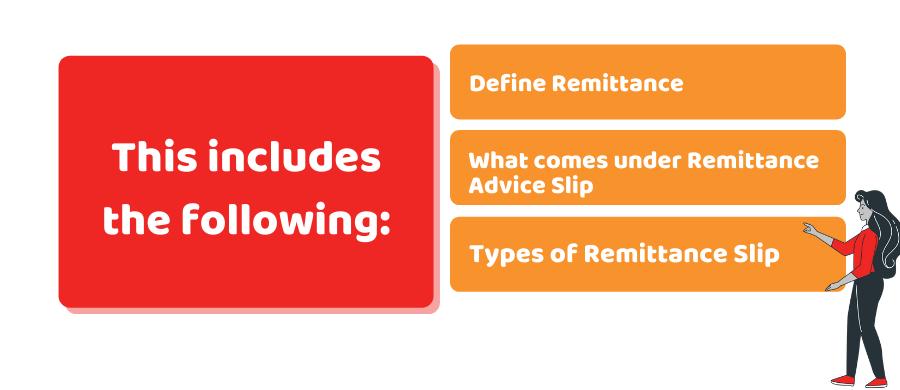 Remittance Slip