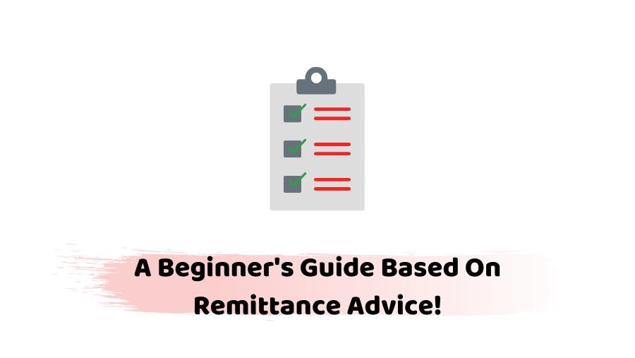 remittance advice